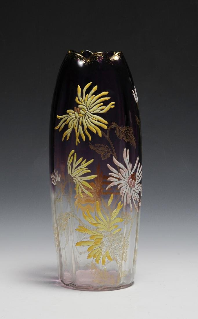 Small Moser Vase