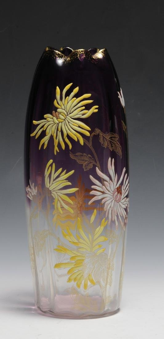 Small Moser Vase - 2