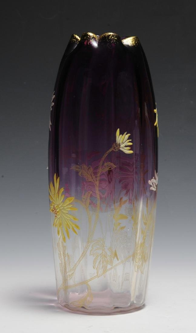 Small Moser Vase - 3