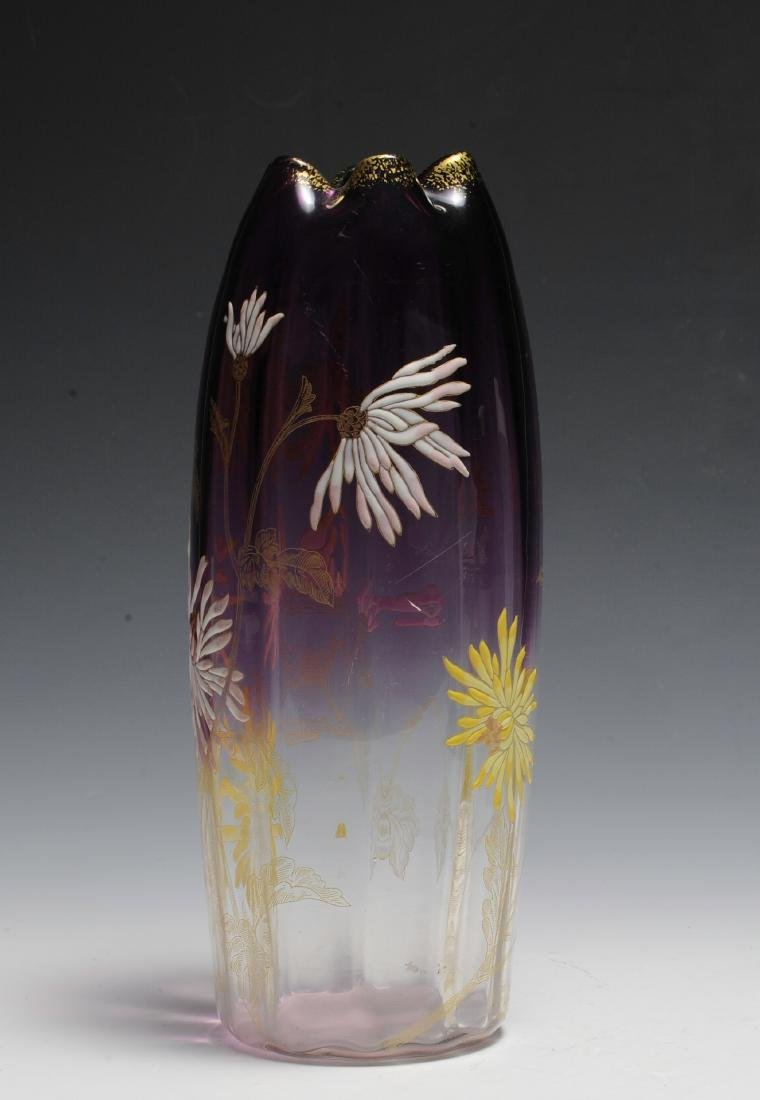 Small Moser Vase - 4