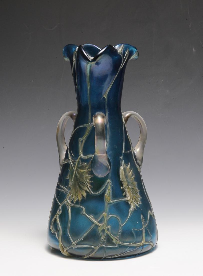 Blue Pallme Koenig Vase - 2