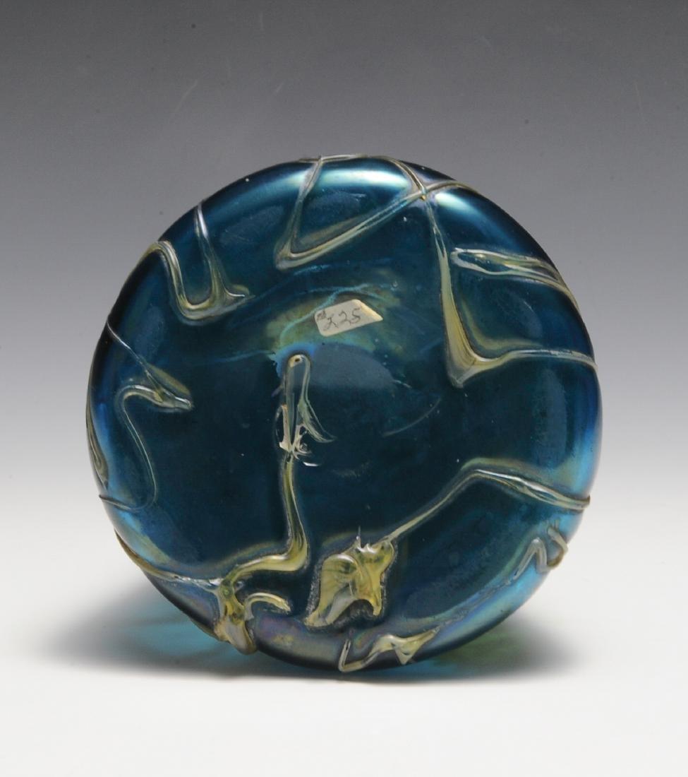 Blue Pallme Koenig Vase - 4