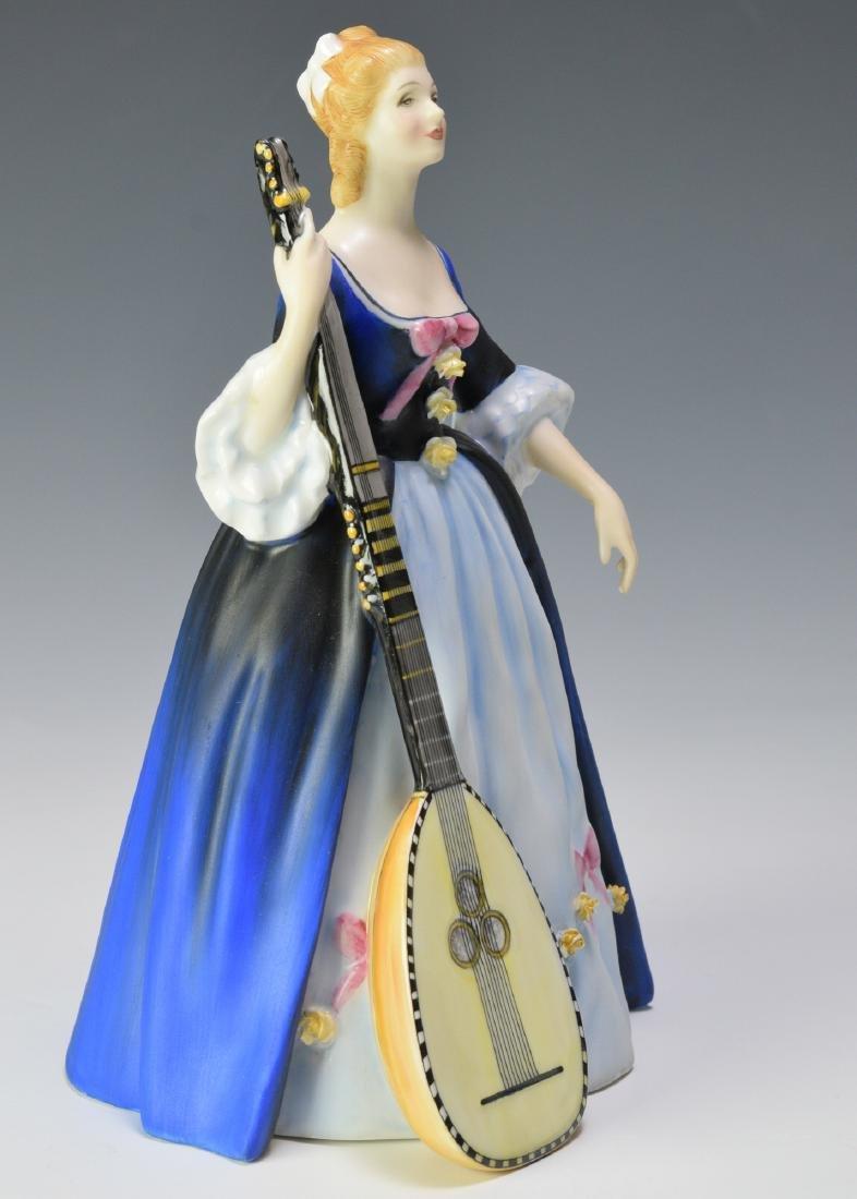 """Royal Doulton """"Chitarrone"""" Figure - 2"""
