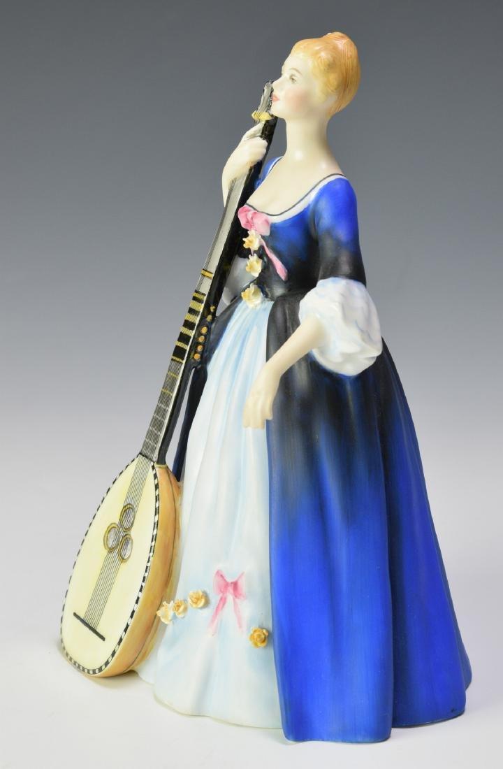 """Royal Doulton """"Chitarrone"""" Figure - 4"""