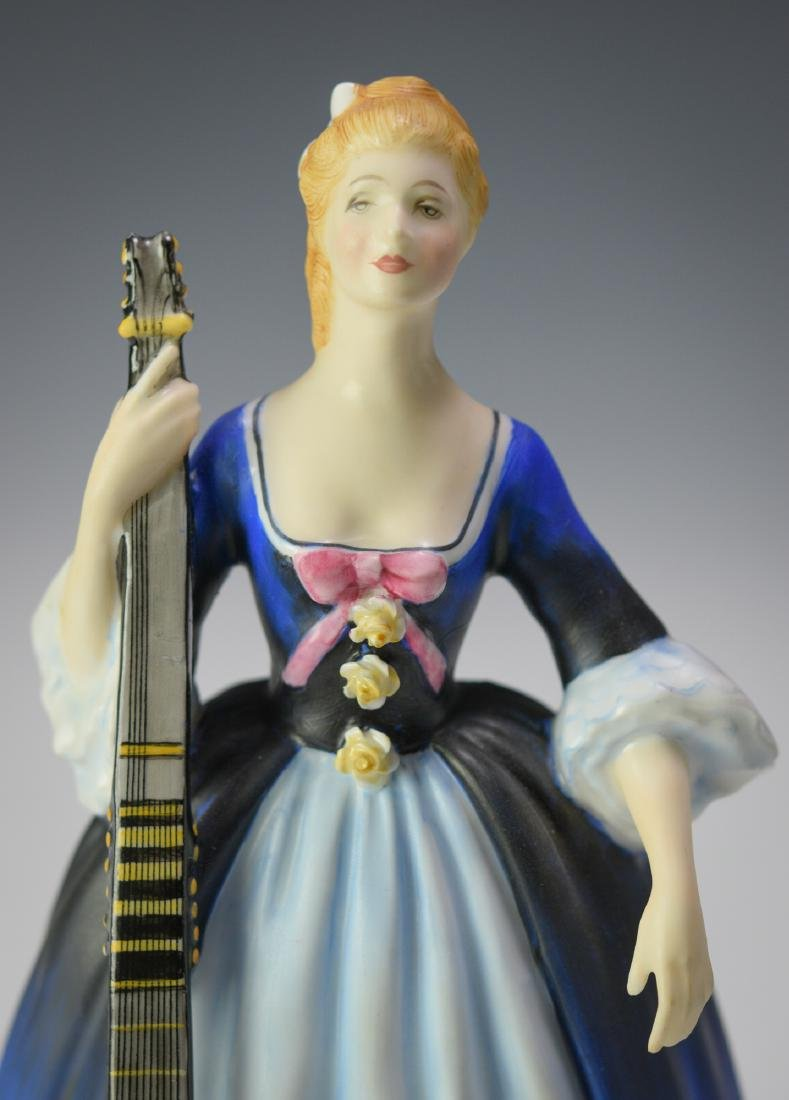 """Royal Doulton """"Chitarrone"""" Figure - 5"""