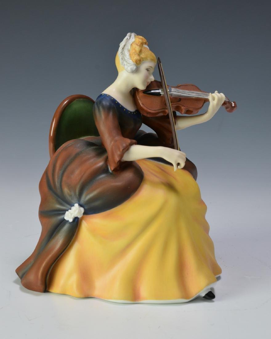 "Royal Doulton ""Violin"" Figure - 2"