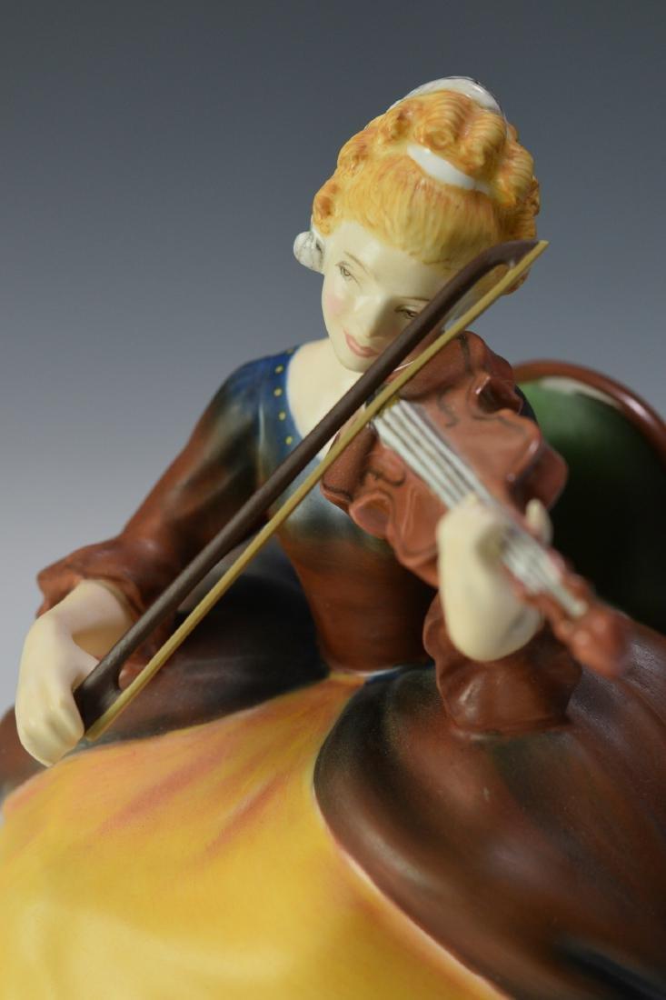 "Royal Doulton ""Violin"" Figure - 5"
