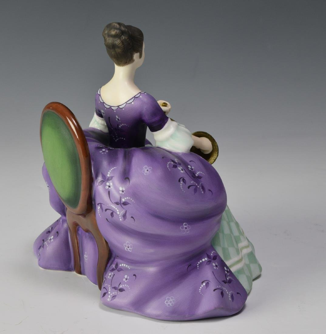 """Royal Doulton """"French Horn"""" Figure - 4"""