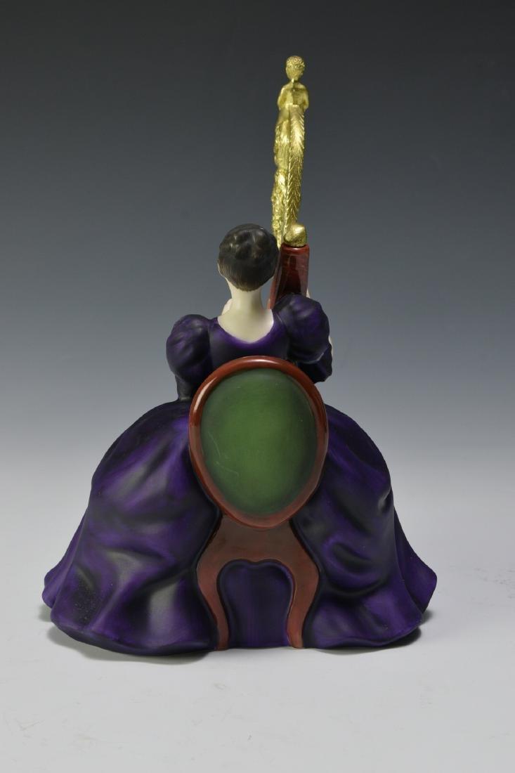 "Royal Doulton ""Harp"" Figure - 3"
