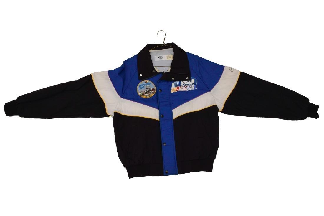 Autographed 1994 Daytona 500 NASCAR Jacket
