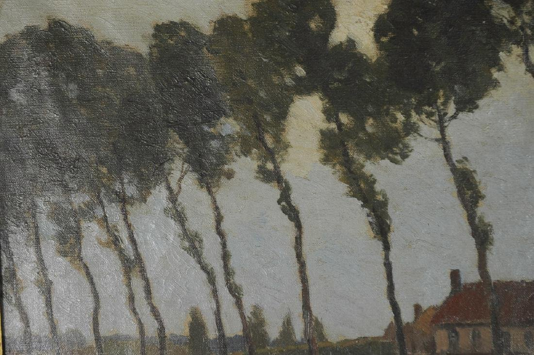 Oil on Canvas Painting by Charles Warren Eaton - 2