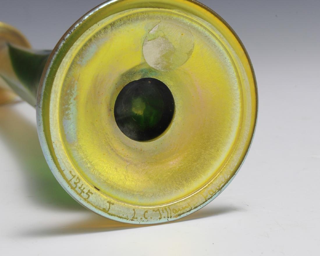 Tiffany Favrile Bud Vase - 2