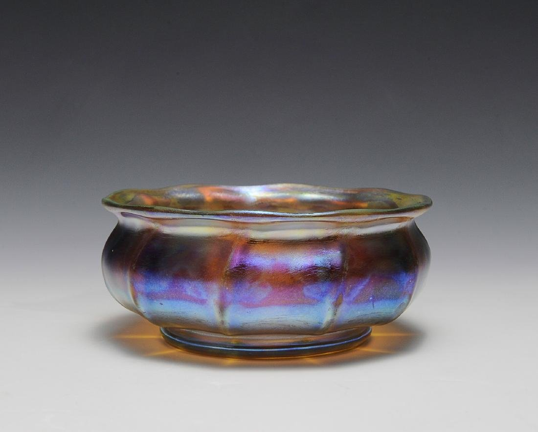 Tiffany Favrile Bowl X 97