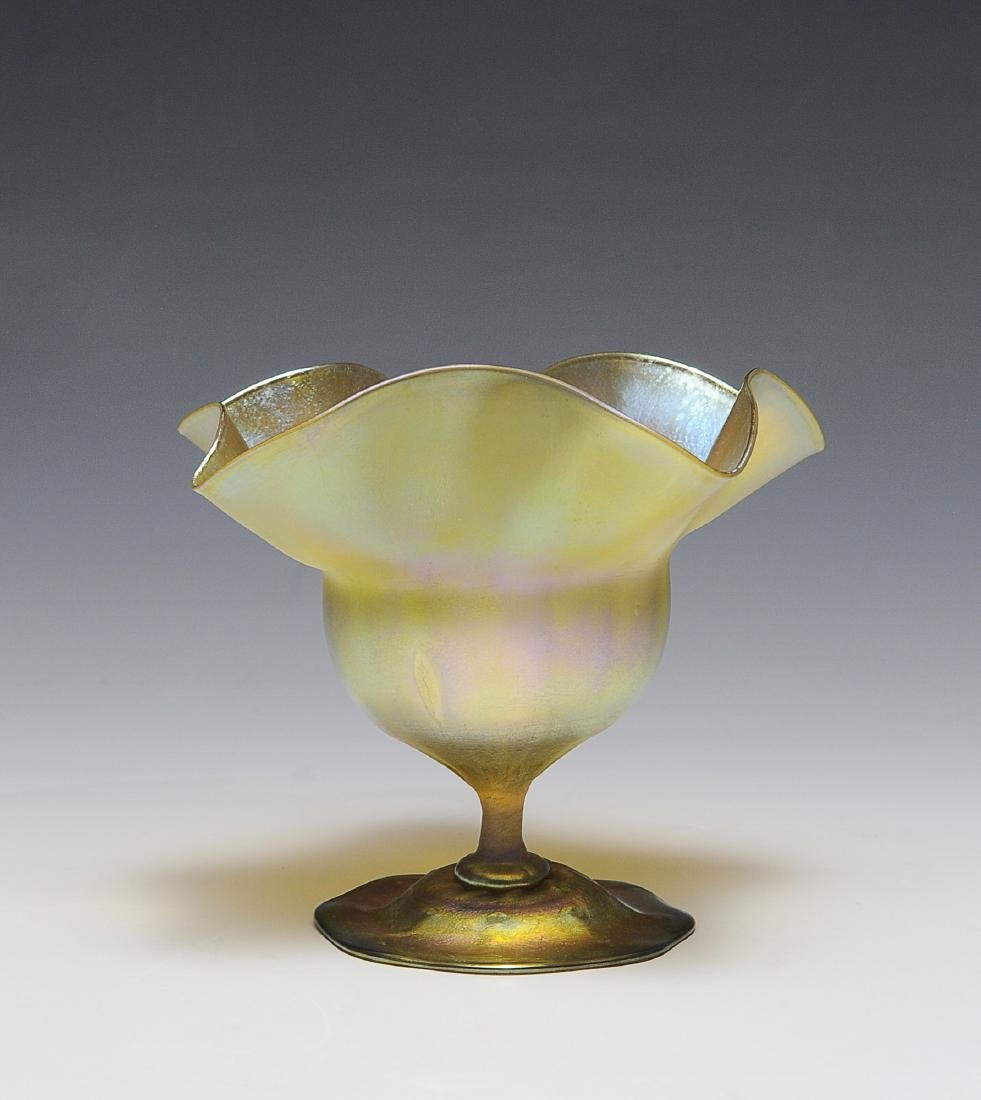 Tiffany Favrile Bowl, W9889