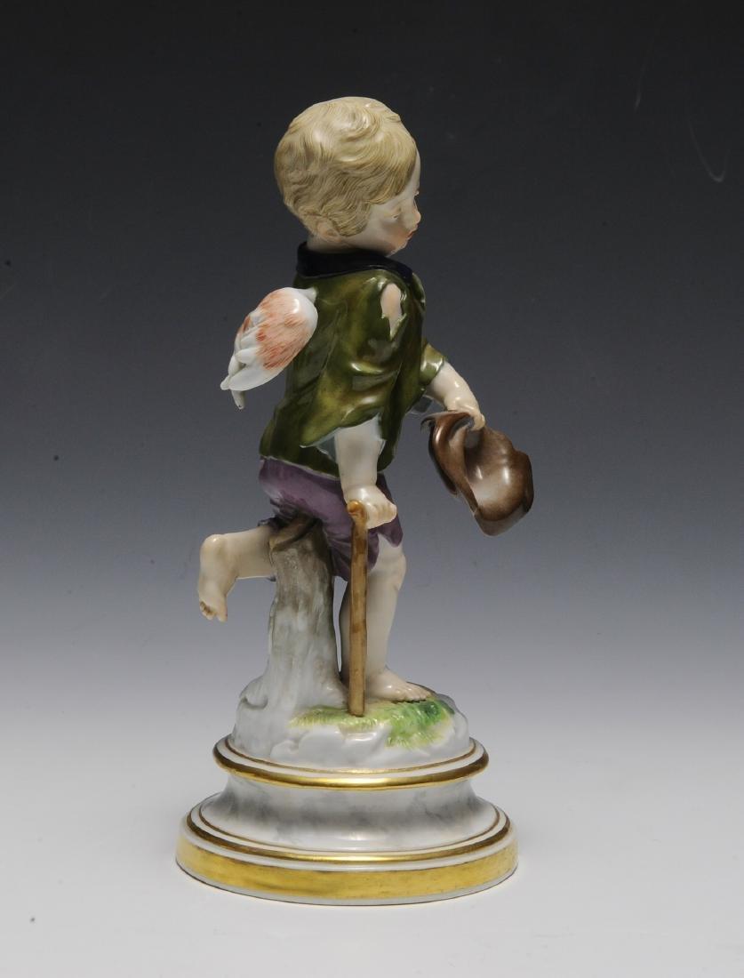 "Meissen ""Cupid as a Beggar"" - 2"