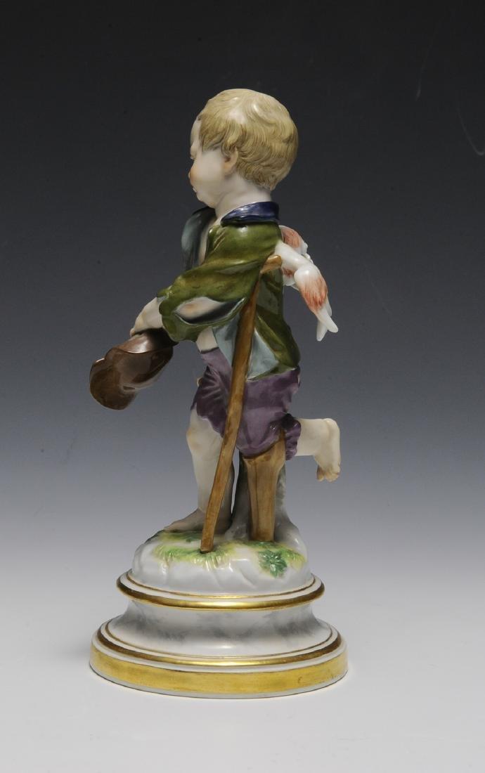 "Meissen ""Cupid as a Beggar"" - 4"