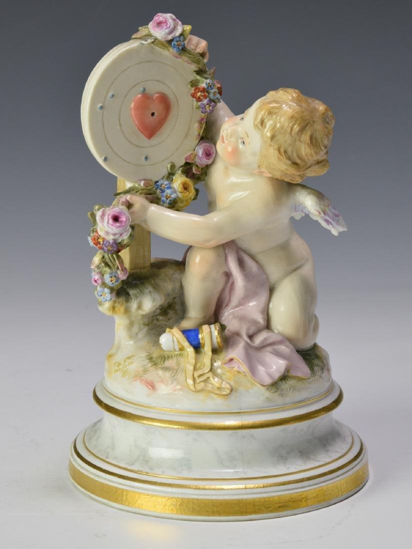 "Meissen ""Cupid as a Victor"""