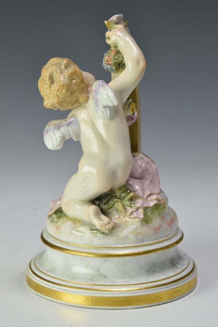 "Meissen ""Cupid as a Victor"" - 3"