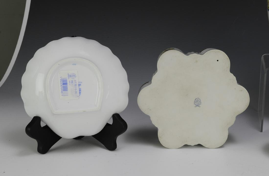 Seven Pieces of Herend Porcelain - 2