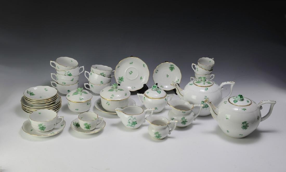 Herend Coffee and Tea Set Pattern HER72 (41)