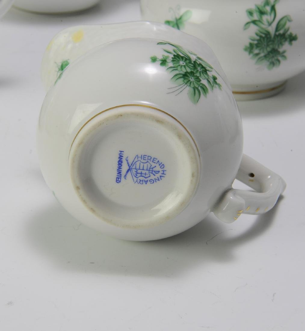 Herend Coffee and Tea Set Pattern HER72 (41) - 4
