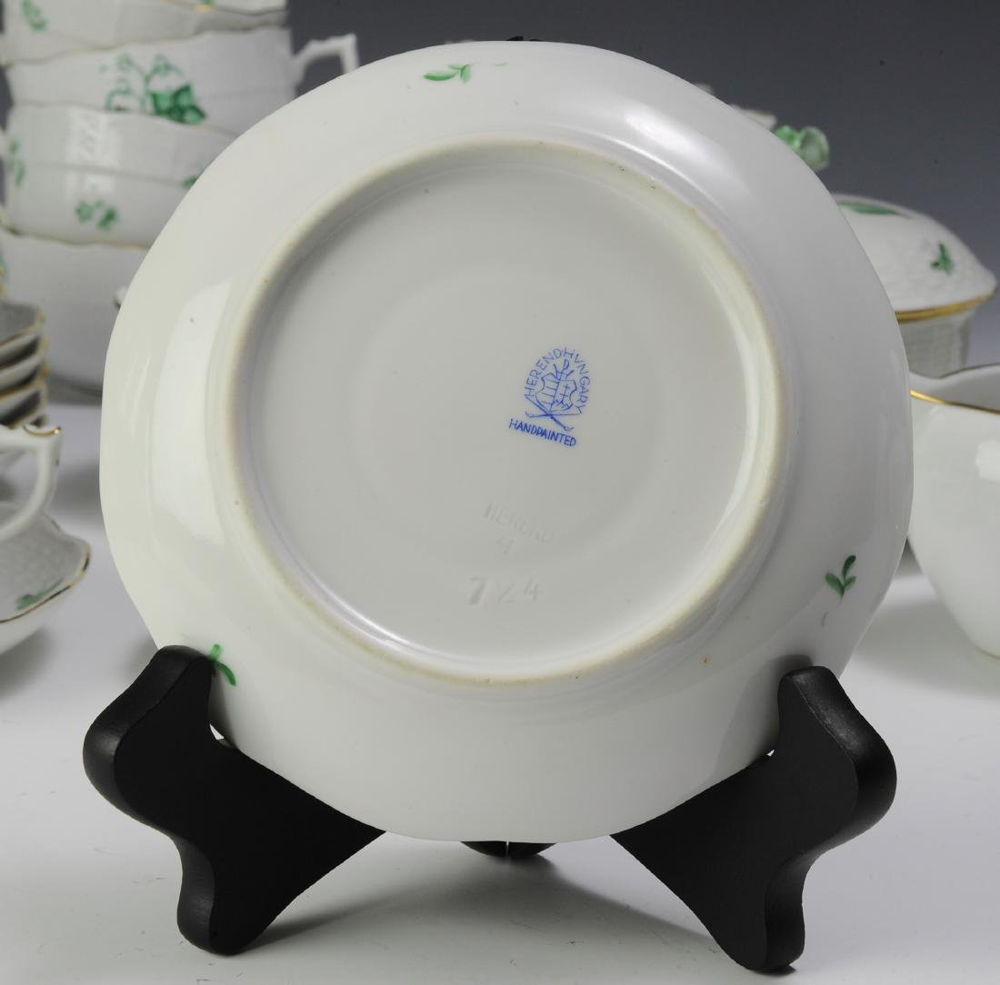 Herend Coffee and Tea Set Pattern HER72 (41) - 6