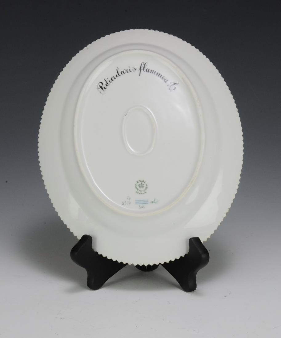 Royal Copenhagen Flora Danica Small Oval Platter - 2