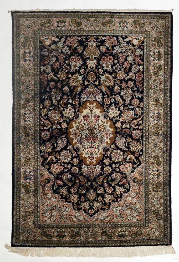 Persian All Silk Rug