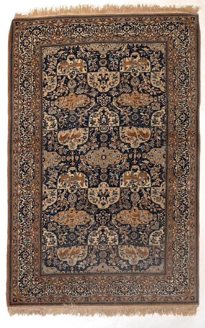 Persian Rug Wool/Silk