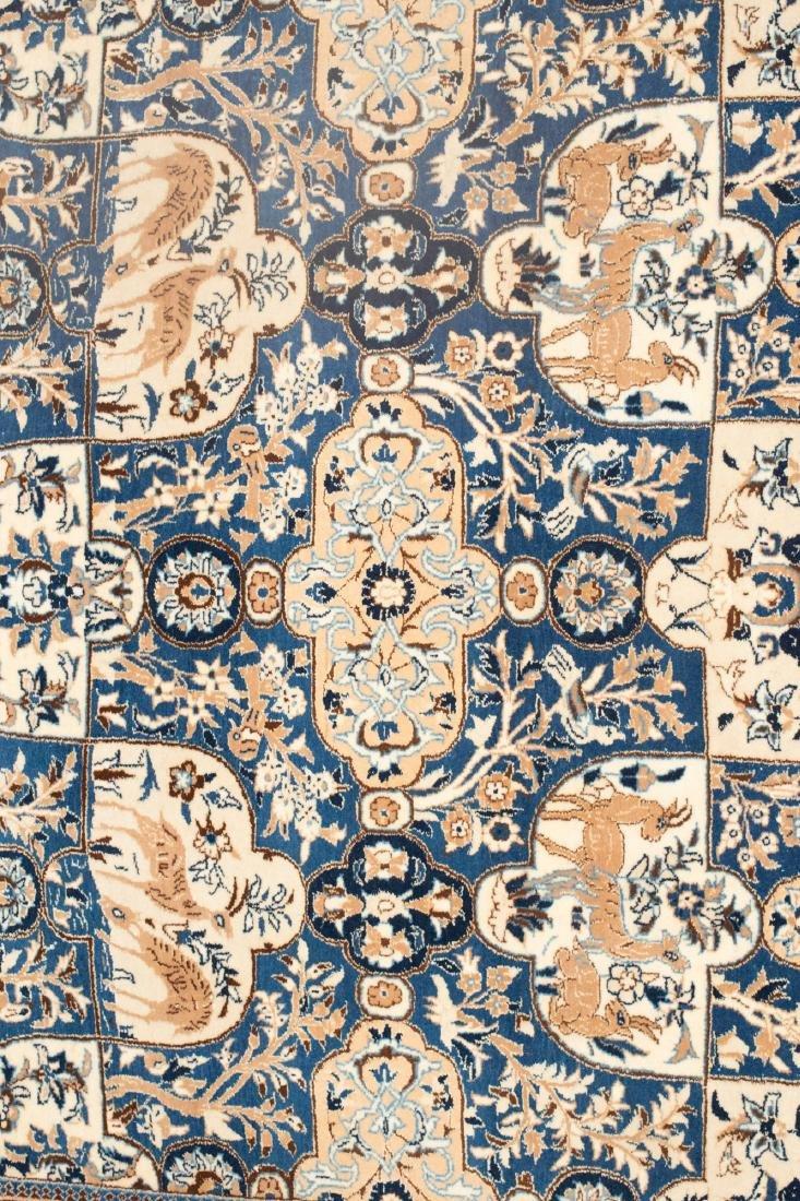 Persian Rug Wool/Silk - 2