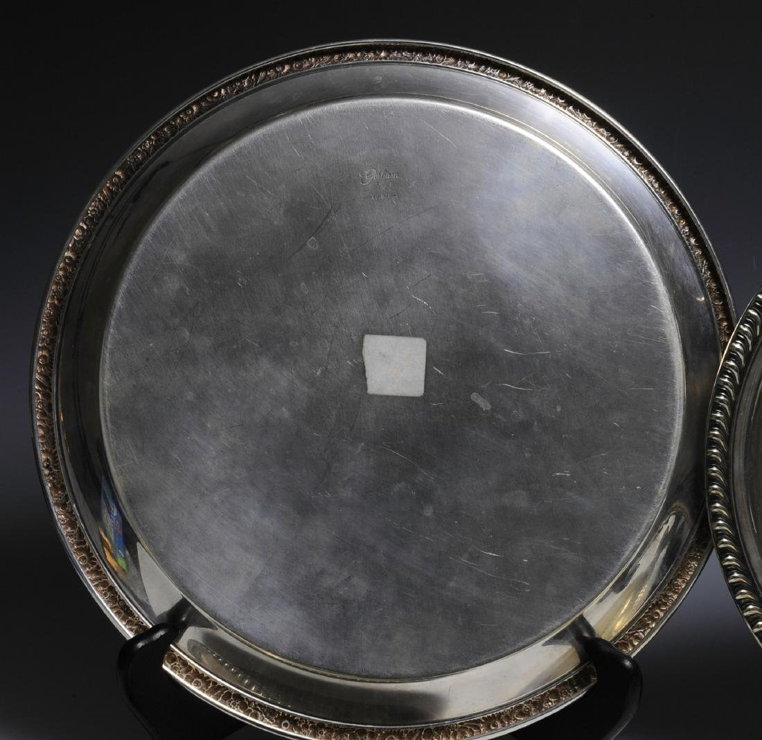 Seven Pieces of American Silver Plate - 2