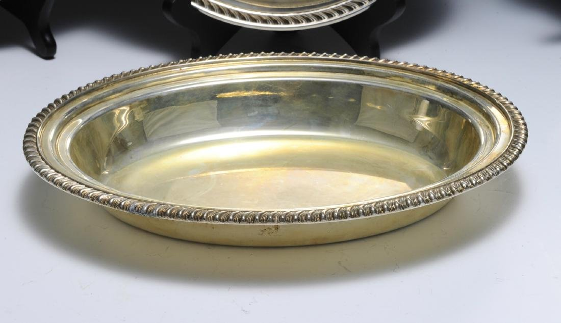 Seven Pieces of American Silver Plate - 5