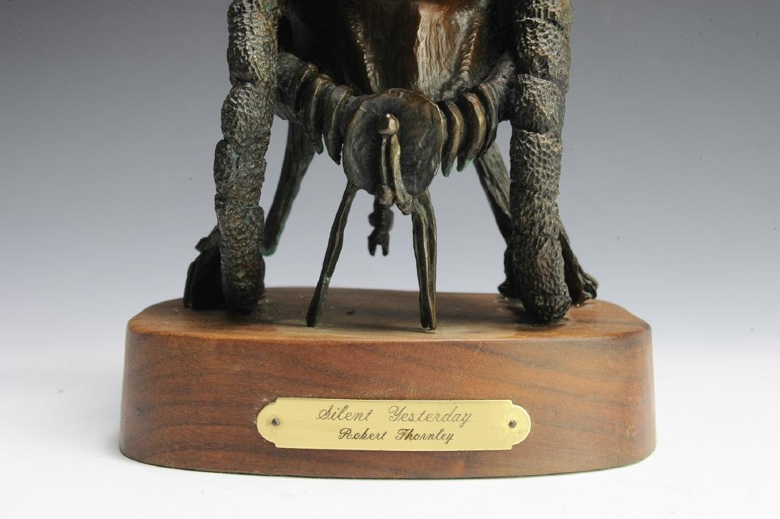 Bronze Sculpture by Robert Thornley #2/20 - 3