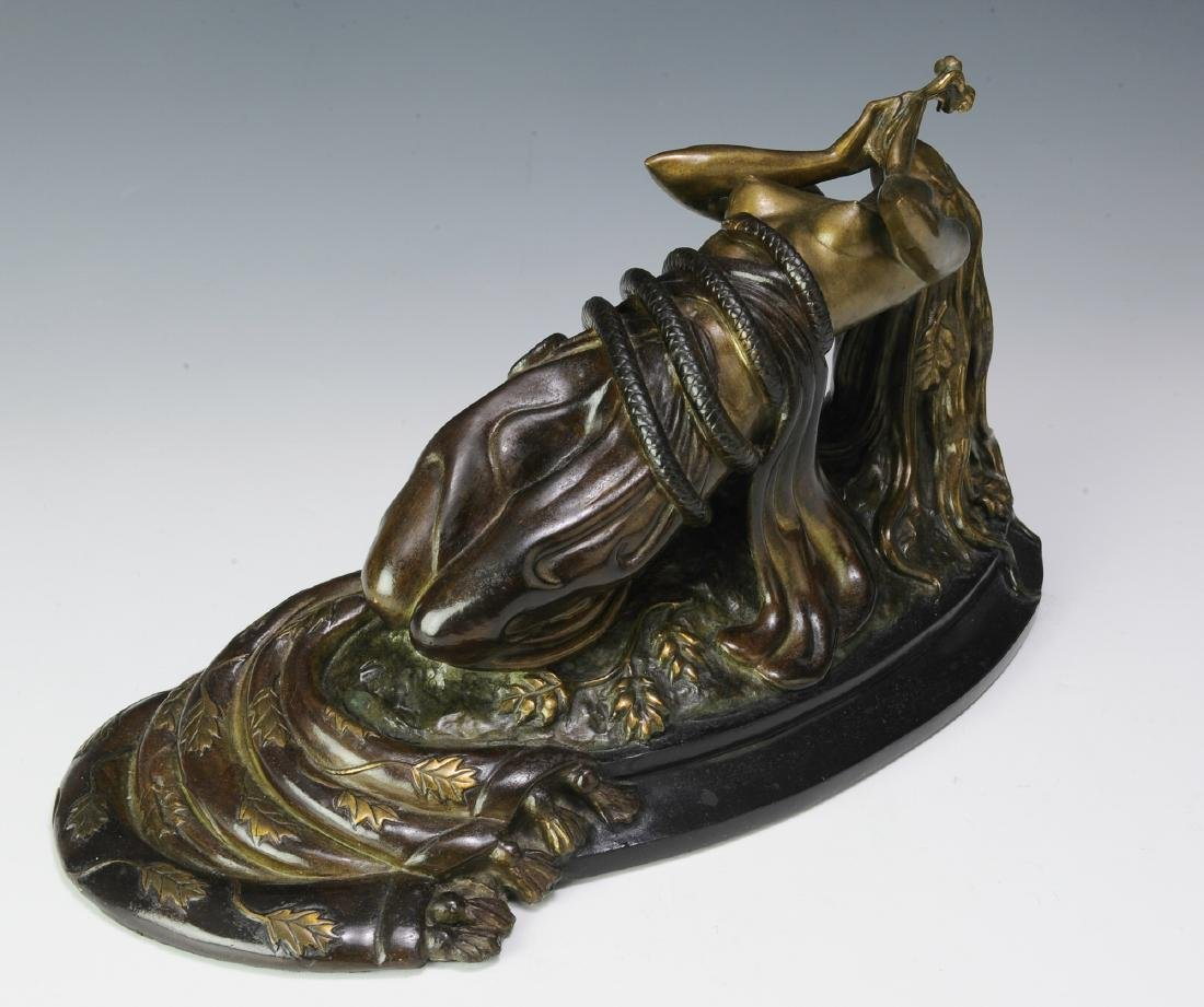 "Erte Bronze ""Perfume"" 192/300 - 2"