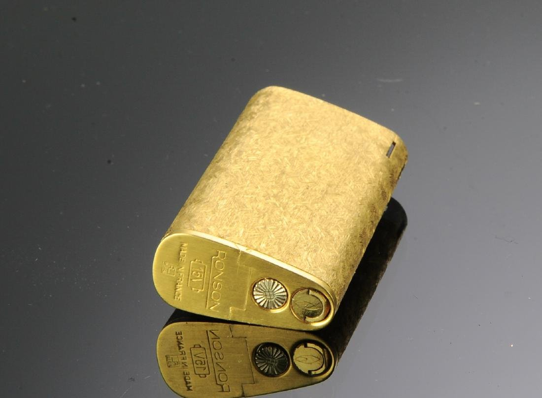 A Rudy Vallee Presentation Lighter - 3
