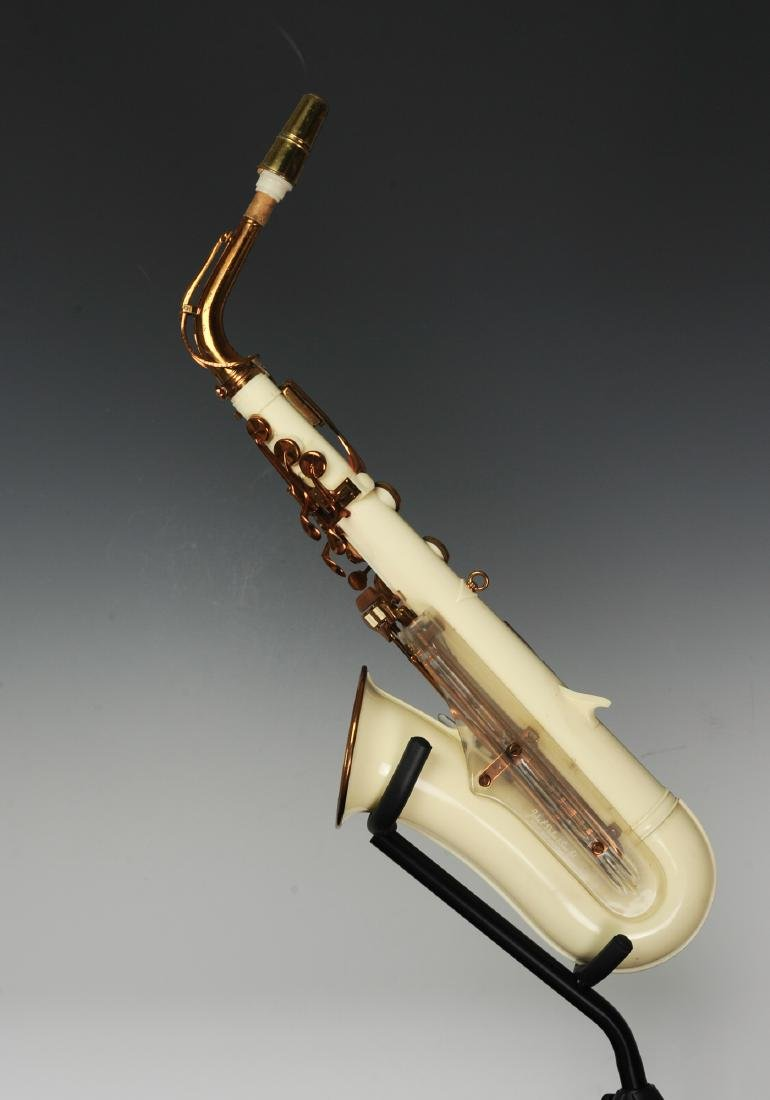 Cased Grafton Saxophone Owned by Rudy Vallee - 2