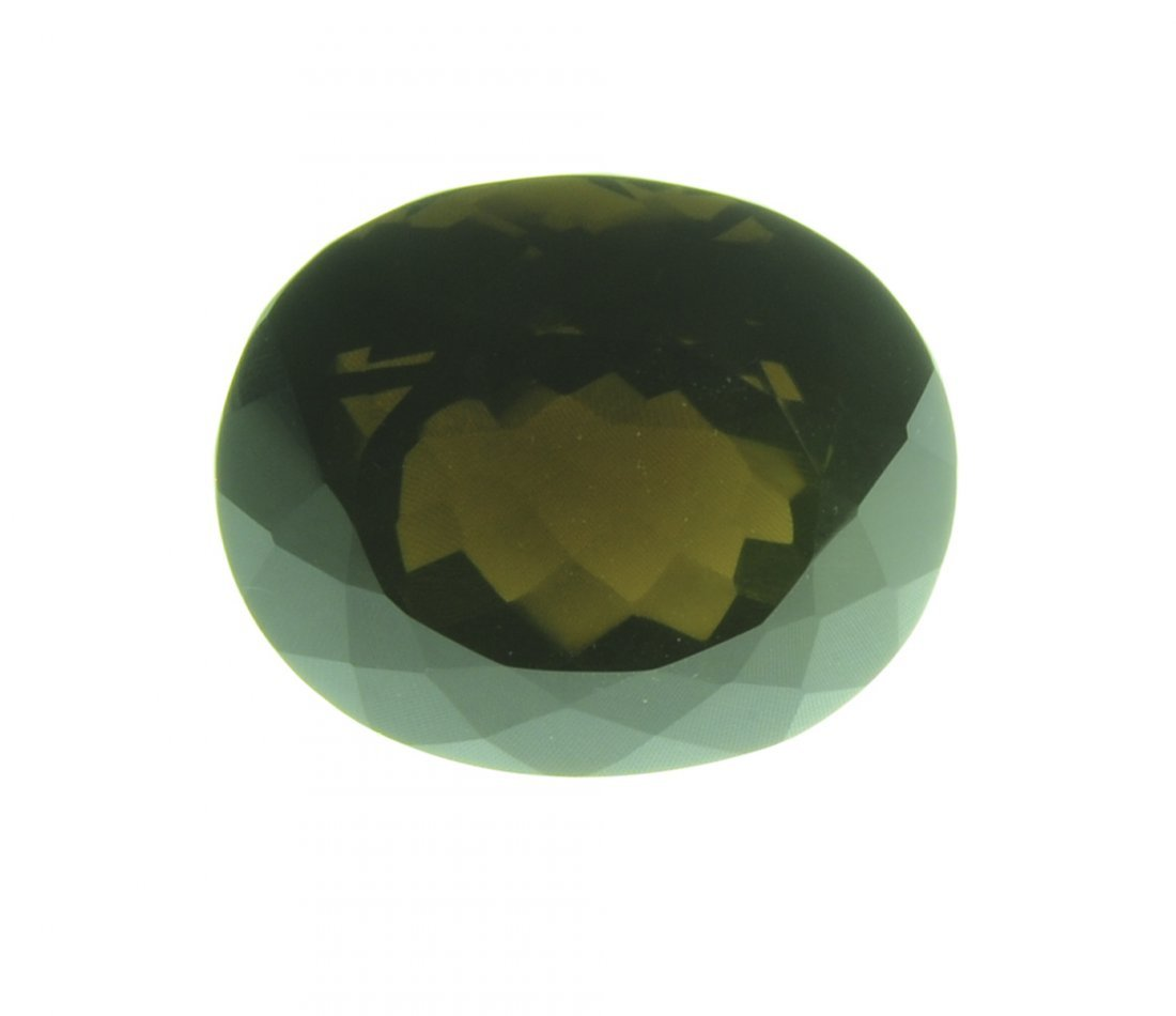A 365 Carat Smoky Quartz - 2