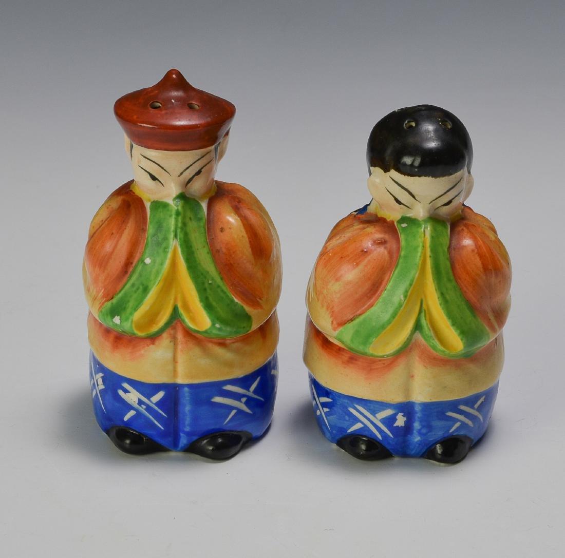 Chinese Salt & Pepper Shakers