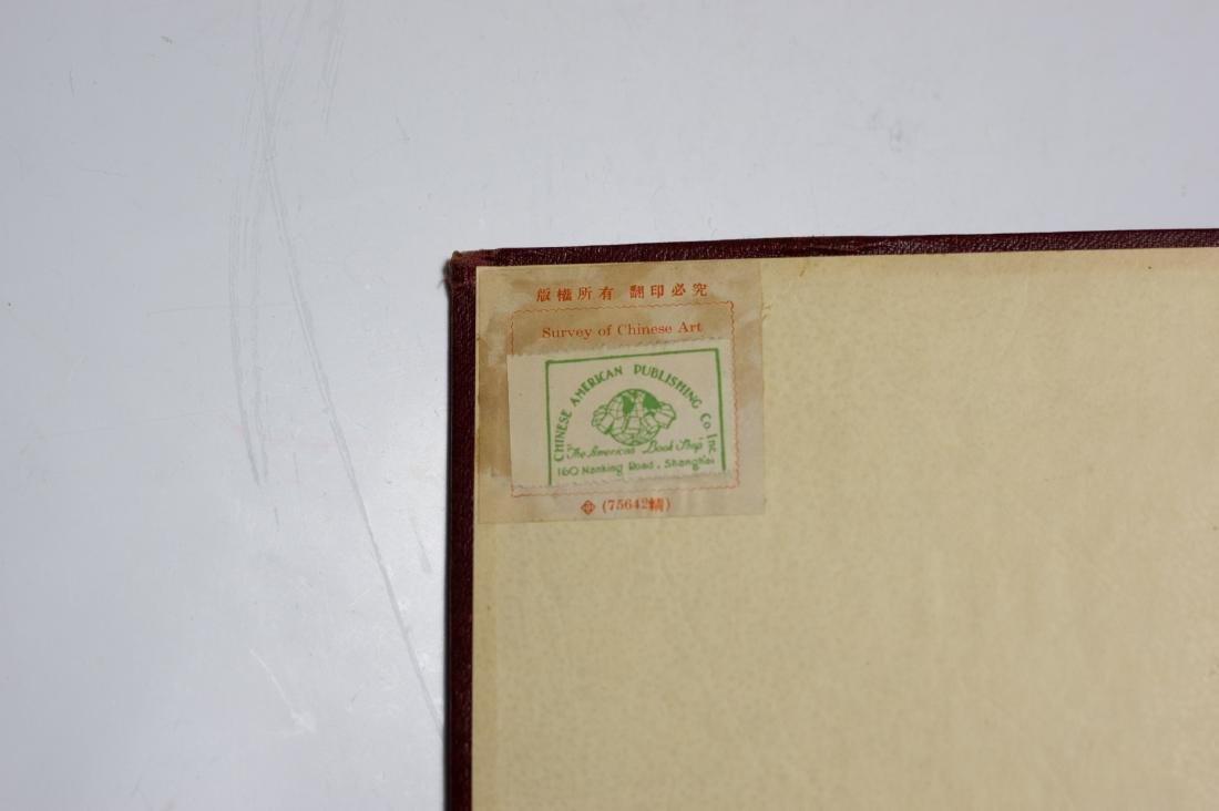 "Signed ""Survey of Chinese Art"" by John Ferguson - 5"