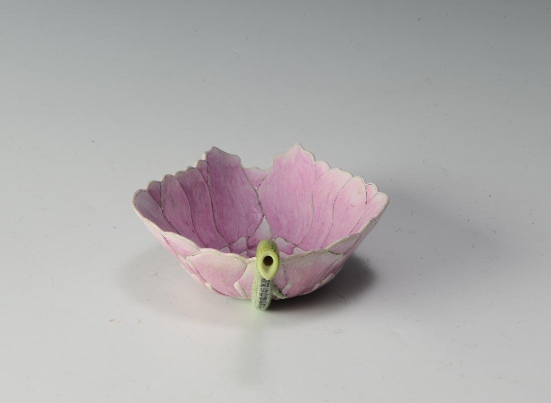 Chinese Imperial Porcelain Lotus Cup, Guangxu - 3