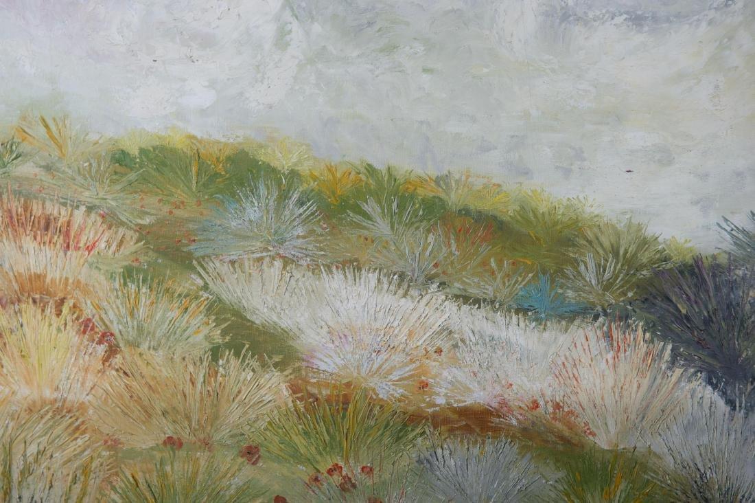 Ettore Manganiello Oil on Canvas Landscape - 3