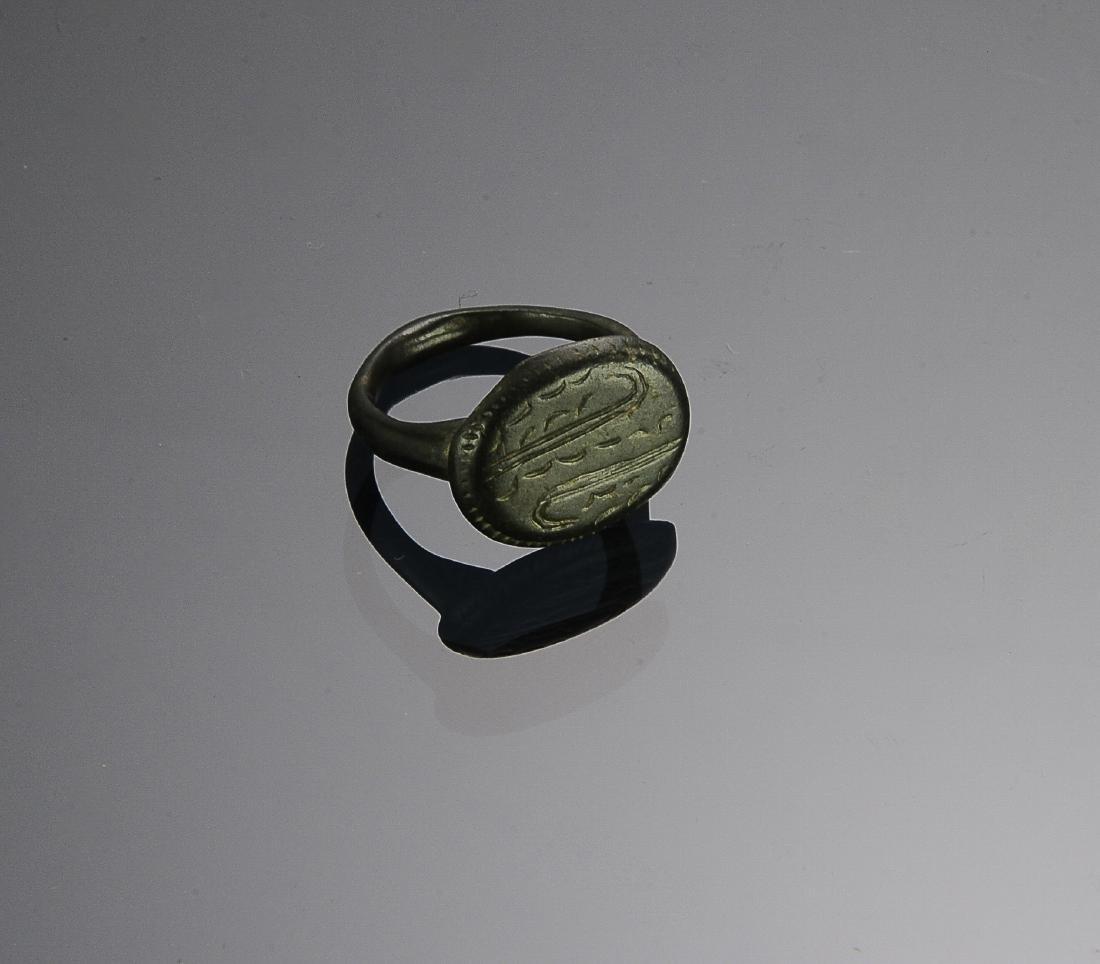 Roman Bronze Ring