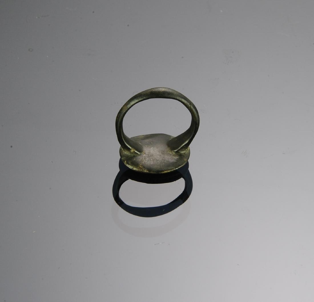 Roman Bronze Ring - 2