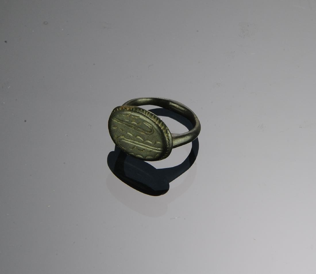 Roman Bronze Ring - 3