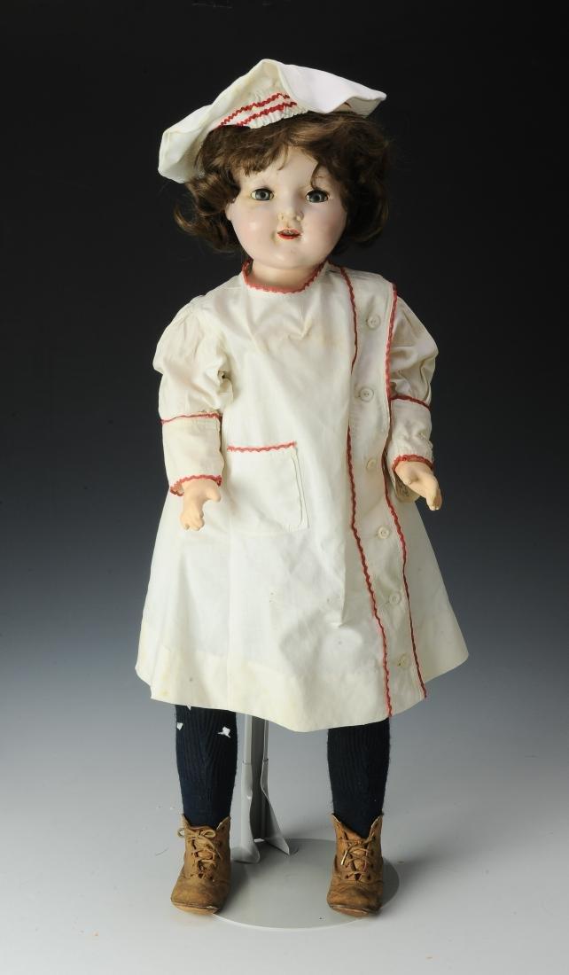 Composition 1920 Boy Doll