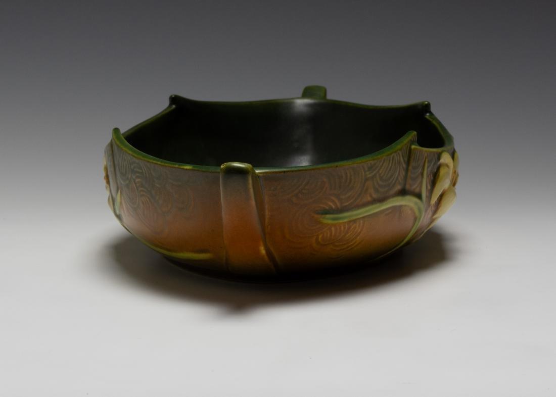 Roseville Pottery Zephyr Lily Bowl - 2