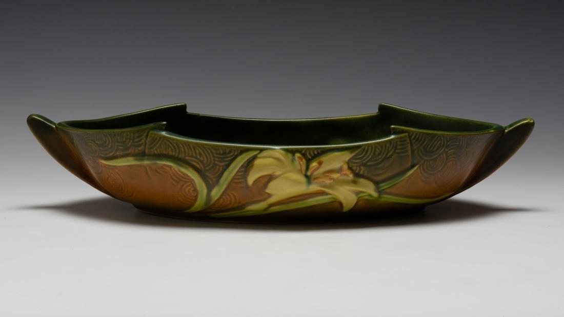 Roseville Pottery Zephyr Lily Bowl - 3