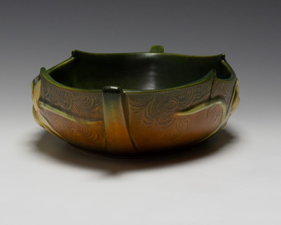 Roseville Pottery Zephyr Lily Bowl - 4