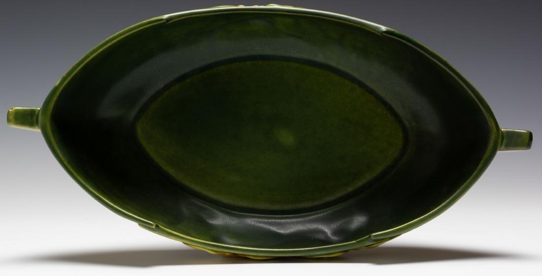 Roseville Pottery Zephyr Lily Bowl - 5