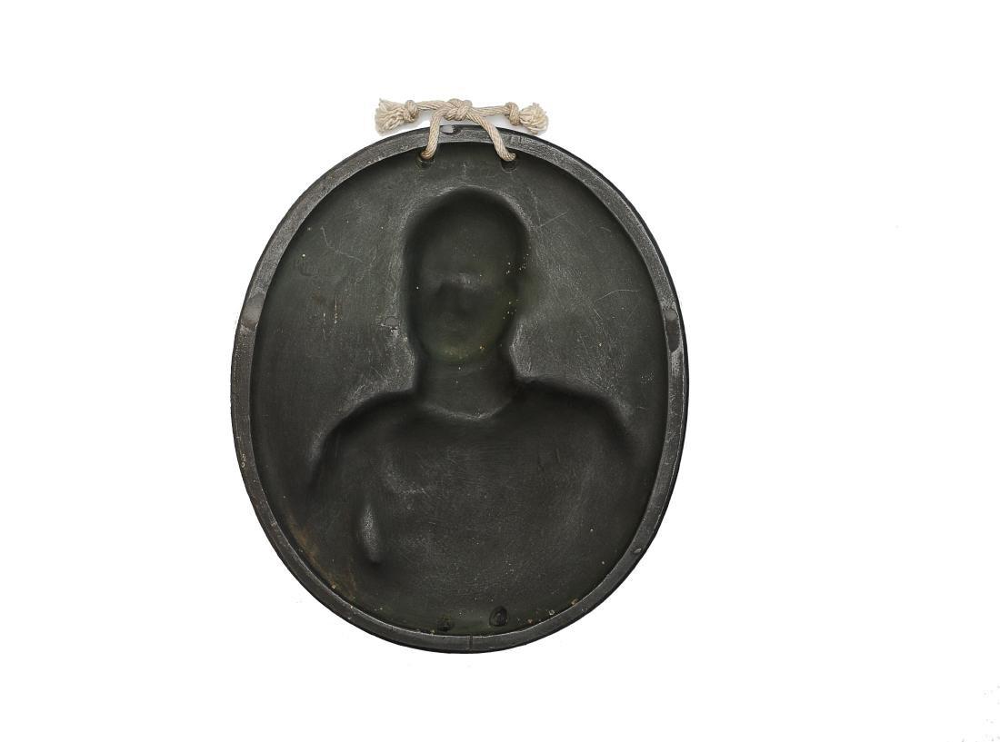 Jasperware Plaque of Count Nogi Maresuke - 2